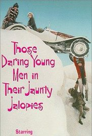 Watch Free Those Daring Young Men in Their Jaunty Jalopies (1969)