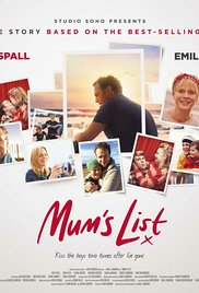 Watch Free Mums List (2016)