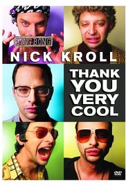 Watch Free Nick Kroll: Thank You Very Cool (2011)