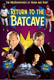 Watch Free Return to the Batcave: The Misadventures of Adam and Burt (2003)