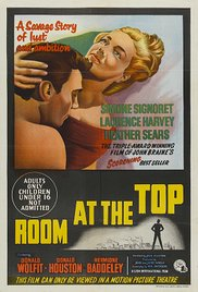 Watch Free Room at the Top (1959)