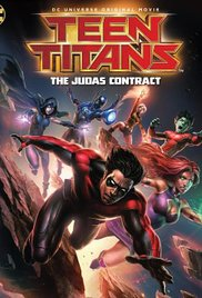Watch Free Teen Titans: The Judas Contract (2017)