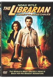 Watch Free The Librarian III: The Curse of the Judas Chalice (2008)