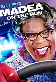 Watch Free Tyler Perrys: Madea on the Run (2017)