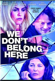 Watch Free We Dont Belong Here (2016)