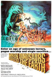 Watch Free When Dinosaurs Ruled the Earth (1970)