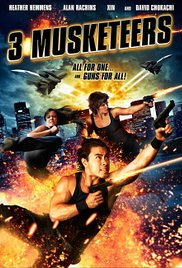Watch Free 3 Musketeers (2011)