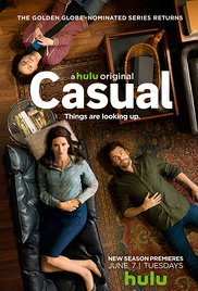 Watch Free Casual (TV Series 2015)