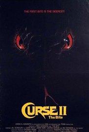 Watch Free Curse II: The Bite (1989)