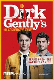 Watch Full Movie :Dirk Gentlys Holistic Detective Agency