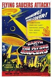 Watch Free Earth vs. the Flying Saucers (1956)