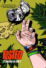 Watch Free FESTED: A Journey to Fest 7 (2010)