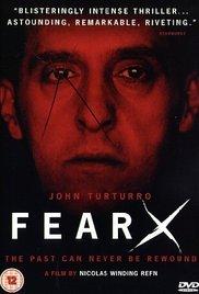 Watch Free Fear X (2003)