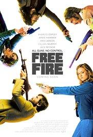 Watch Free Free Fire (2016)