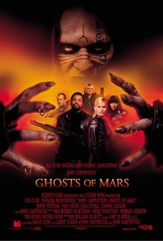 Watch Free Ghosts of Mars (2001)