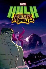 Watch Free Hulk Where Monsters Dwell (2016)
