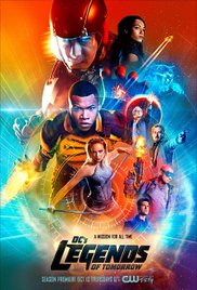 Watch Free Legends of Tomorrow (TV Series 2016 )