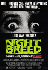 Watch Free Nightbreed (1990)