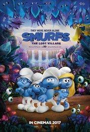Watch Free Smurfs: The Lost Village (2017)