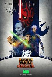 Watch Free Star Wars Rebels (TV Series 2014 )
