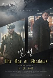 Watch Free The Age of Shadows (2016)