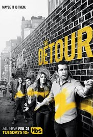 Watch Free The Detour (TV Series 2016)