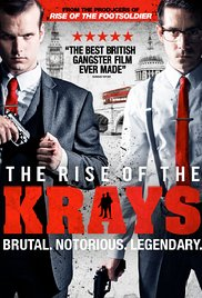 Watch Free The Rise of the Krays (2015)