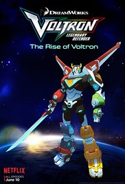 Watch Free Voltron: Legendary Defender (TV Series 2016)