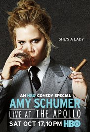 Watch Free Amy Schumer Live at the Apollo (2015)
