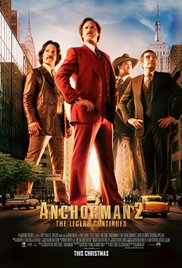 Watch Free Anchorman 2: The Legend Continues (2013)