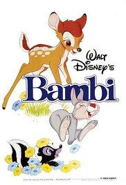 Watch Free Bambi 1942