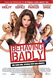 Watch Free Behaving Badly (2014)