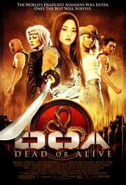 Watch Free DOA: Dead or Alive (2006)