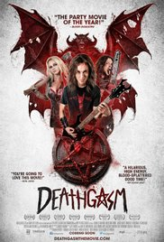Watch Free Deathgasm (2015)