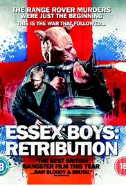 Watch Free Essex Boys Retribution (2013)