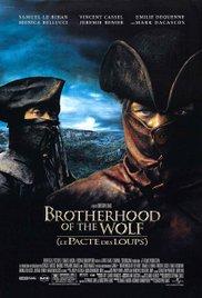 Watch Free Brotherhood of the Wolf (2001)