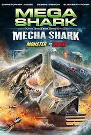 Watch Free Mega Shark vs. Mecha Shark (2014)