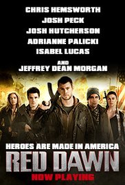Watch Free Red Dawn 2012