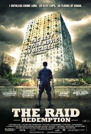Watch Free The Raid Redemption (2011)