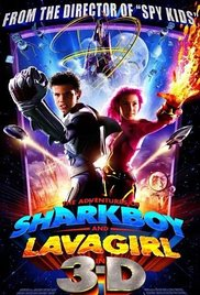 Watch Free The Adventures of Sharkboy and Lavagirl