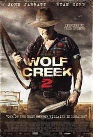 Watch Free Wolf Creek 2 (2013