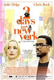 Watch Free 2 Days in New York (2012)