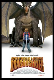 Watch Free Adventures of a Teenage Dragonslayer (2010)