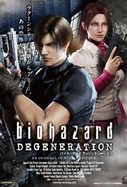 Watch Free Resident Evil: Degeneration (2008)
