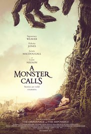 Watch Free A Monster Calls (2016)