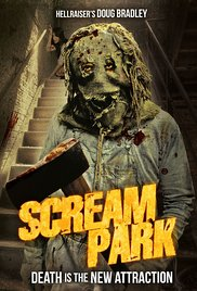 Watch Free Scream Park (2015)