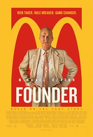 Watch Free The Founder (2016)