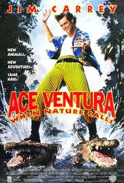 Watch Free Ace Ventura: When Nature Calls (1995)