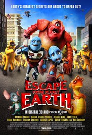 Watch Free Escape From Planet Earth 2013