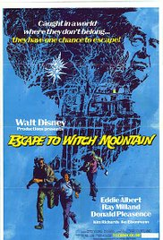 Watch Free Escape to Witch Mountain (1975)